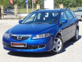 Mazda 6 Wagon 2.0 MZR-CD Exclusive,  kombi,  5d,  P,  M5