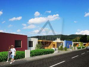 Na predaj 3. a 4. izb. rodinné domy vo výstavbe na Riečnej ulici