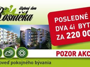 Bytový dom Rosnička