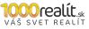 realitná kancelária 1000 Realít, s.r.o., zastúpenie Bratislava