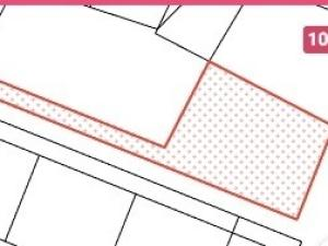 na predaj pozemok vo výmere 1000 m2 v územnom plane obce Lehnice, parcela registra C