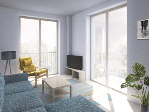 3 izbový byt č. 204 - Rezidencia Komenského