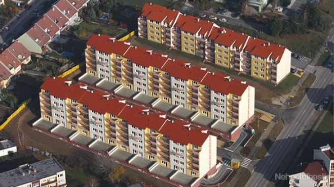 Bytový komplex Dynamik
