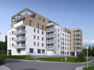 Bytový komplex Švermova ulica Novostavba Banská Bystrica