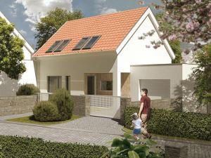 Pozemky a rodinné domy Svätý Jur - Weinberg Novostavba Svätý Jur