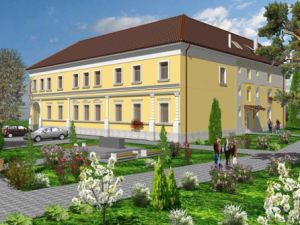 Rezidencia Tatra Banky Novostavba Žabokreky nad Nitrou