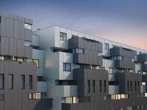Bytový komplex Floriánska Royal - najlepšia adresa v Košiciach Novostavba Košice I - Staré Mesto