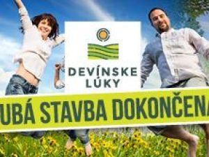 Devínske Lúky Novostavba Bratislava IV - Devínska Nová Ves