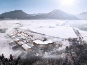 Demänová village Novostavba Demänovská Dolina