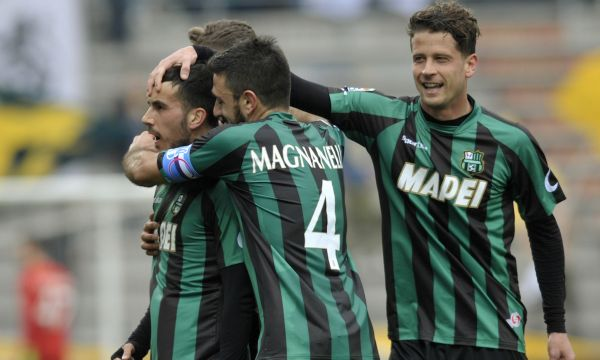 Video: Sassuolo si podelilo body s FC Turín