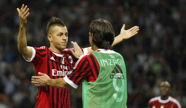 El Shaarawy smeruje do AS Rím