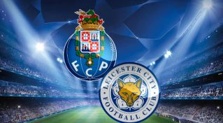 ONLINE: FC Porto - Leicester City