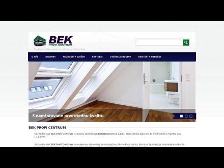 www.bek.sk