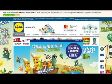 www.lidl.sk