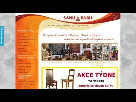 www.sanubabu.cz