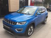 JEEP COMPASS 2.0 MJET 140K 4WDMTX LIMITED