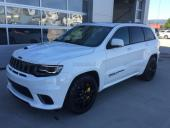 JEEP GRAND CHEROKEE TRACKHAWK 6.2 V8 SUPERCHARGED