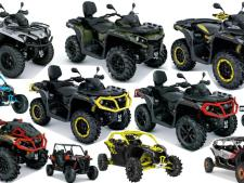 Can Am Outlander Maverick Traxter Trail Renegad