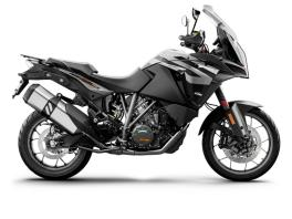 KTM Adventure Super S 1290 silver 2019 Nová