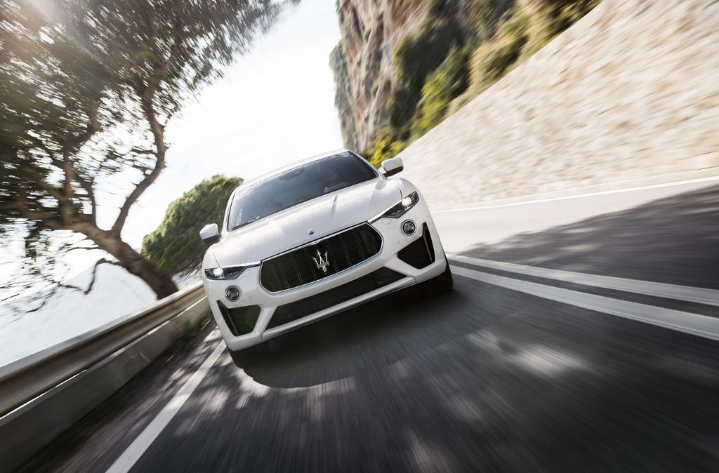 Maserati Levante S GranSport V6 430HP