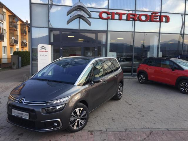 Citroen C4 Grand Spacetourer Grand C4 Spacetourer BlueHDi 130 E6.2 Feel EAT8