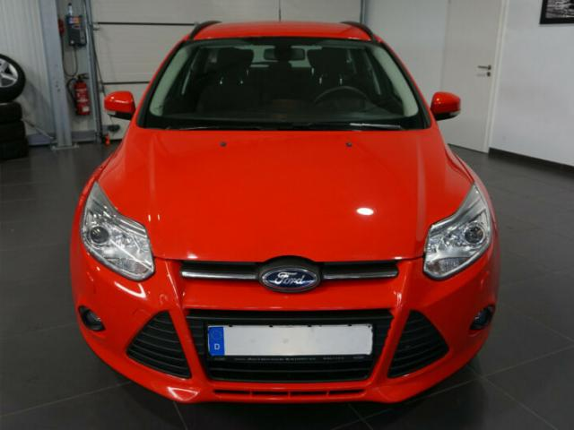 Ford Focus 1.6 TDCi 88g/km Trend