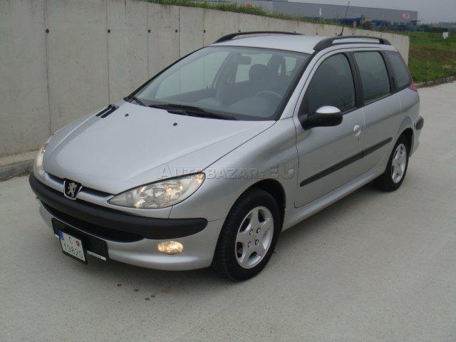 Peugeot 206 SW 1.4 HDi Mistral