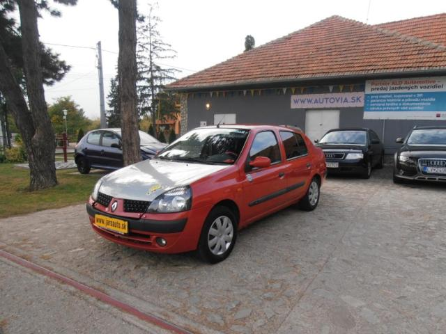 Renault Thalia 1.4 Authentigue, 55kW, M5, 4d.