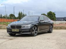 BMW rad 7 730d xDrive A/T (G11/12)