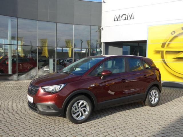 Opel Crossland X  SMILE 1.2 TURBO 81kw/110k MT6