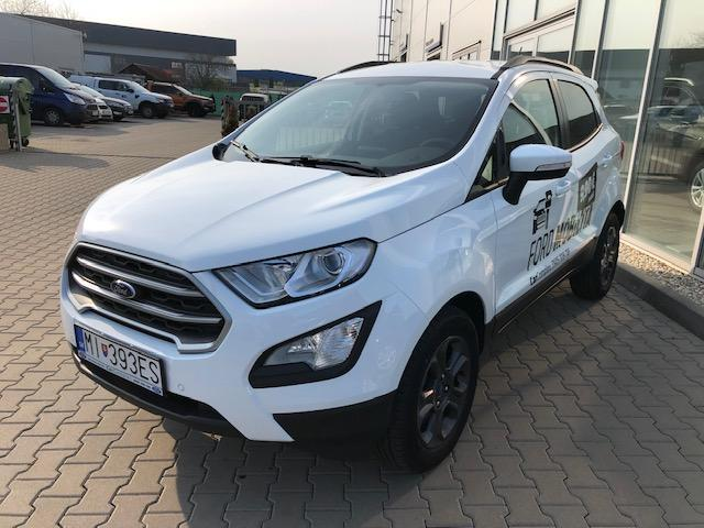 Ford EcoSport II 1.0 EcoBoost Trend