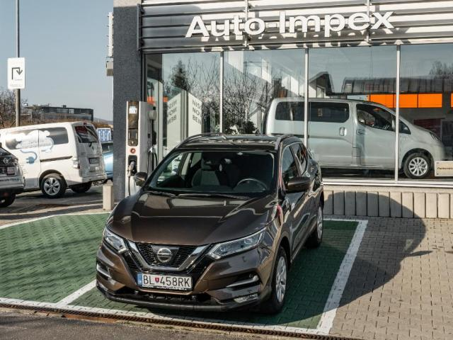 Nissan Qashqai DIG-T 160 N-Connecta+ Cold Pack