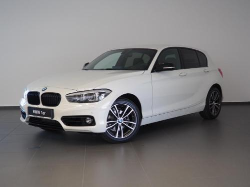 BMW rad 1 118d Sport Line Shadow A/T (F20)