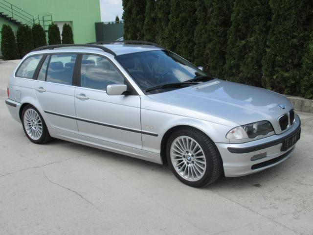 BMW rad 3 Touring 330 dT A/T (E46)