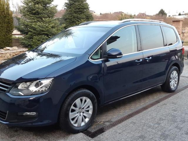 Volkswagen Sharan 2.0 TDI Business xen