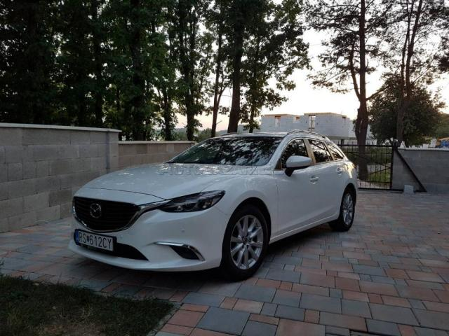 Mazda 6 Wagon 2.2 Skyactiv-D Attraction A/T