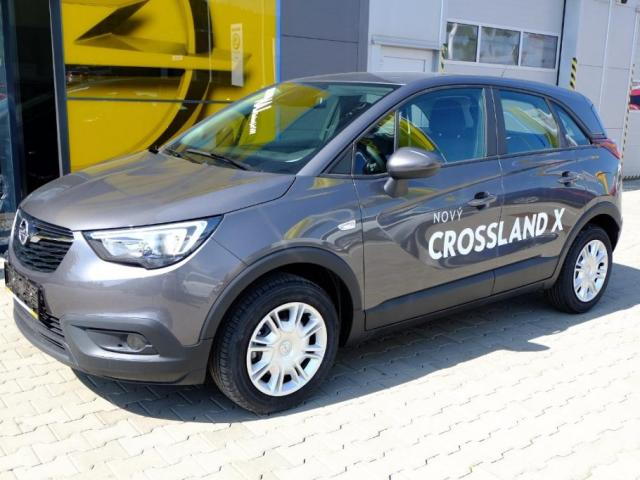 Opel Crossland X  SMILE 1.2 TURBO 81 KW