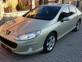 Peugeot 407 2.2 HDi Exclusive