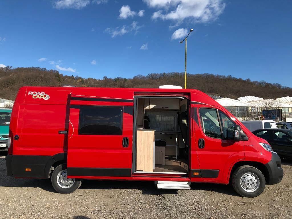 Fiat Ducato Road Car 640 2019