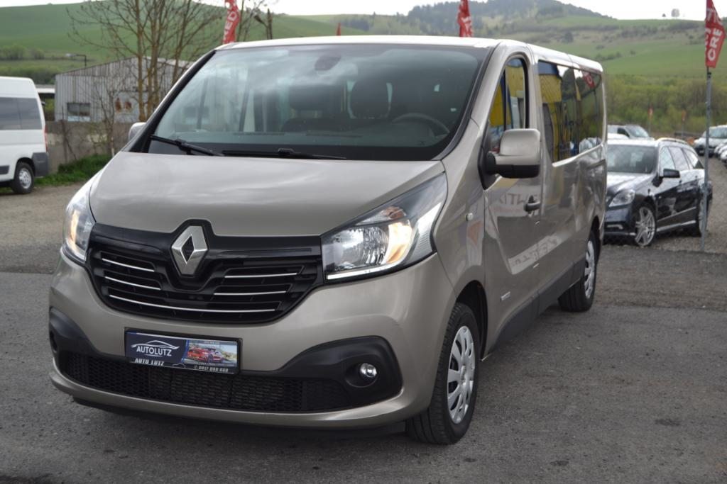 Renault Trafic DoubleCabin Bus Energy 1.6 dCi 145 L2H1 Cool