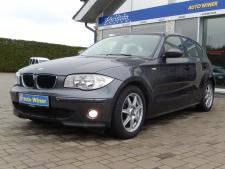 BMW rad 1 116i PLUS