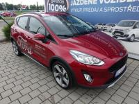 Ford Fiesta 1.0 EcoBoost 125k Active, 92kW, M6, 5d.