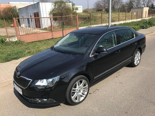 Škoda Superb 2.0 TDI CR 4x4 170k L&K DSG