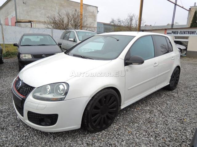 Volkswagen Golf V 2.0 FSI GTI Turbo