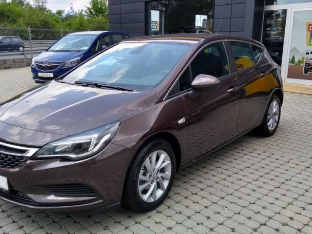 Opel Astra 1.4 Turbo Smile AT6