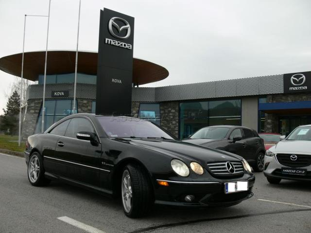 Mercedes CL 55 AMG A/T