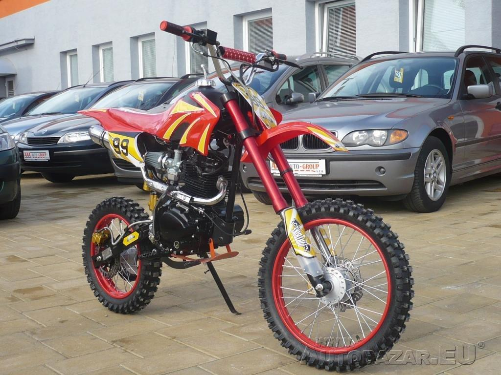 MINI BIKE 250 CROSS