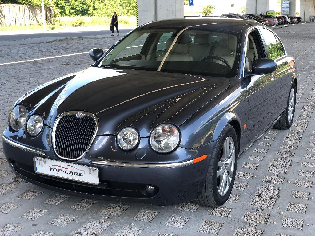 Jaguar S-Type 2.7 V6 Executive A/T