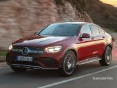 MERCEDES BENZ GLC 300 D 4MATIC KUPE