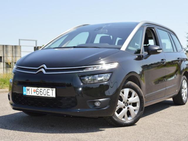 Citroen Grand C4 Picasso BlueHDi 120 S